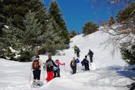 Les résidences de tourisme de Maurienne en hiver